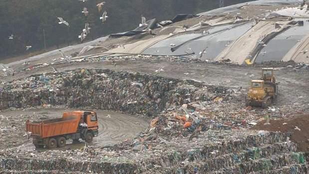 trafico basura