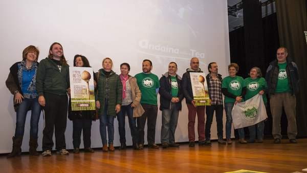 Entrega dos premios Ru00EDo Tea u00E1 Defensa do Medio  Ambiente  Adenco 2015